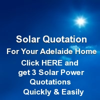 Adelaide solar quotation