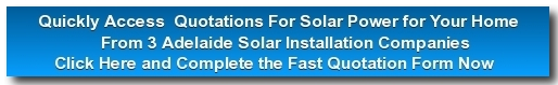 Adelaide Solar Power Feed In Tariff - 30 September 2013 Cut-Off