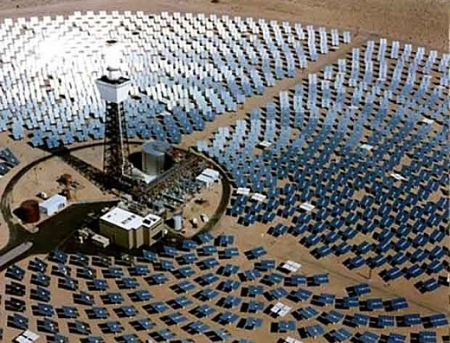 solar thermal power plant
